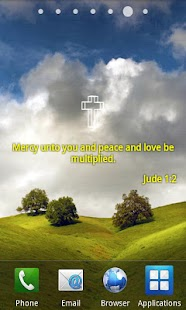 Bible Verses Live Wallpaper - screenshot thumbnail