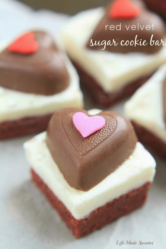 Red Velvet Sugar Cookie Bars with Cream Cheese Frosting @LifeMadeSweeter.jpg