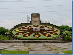 8608 Niagara Pkwy - Queenston  - Floral Clock