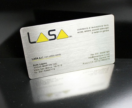 metal-steel-business-cards