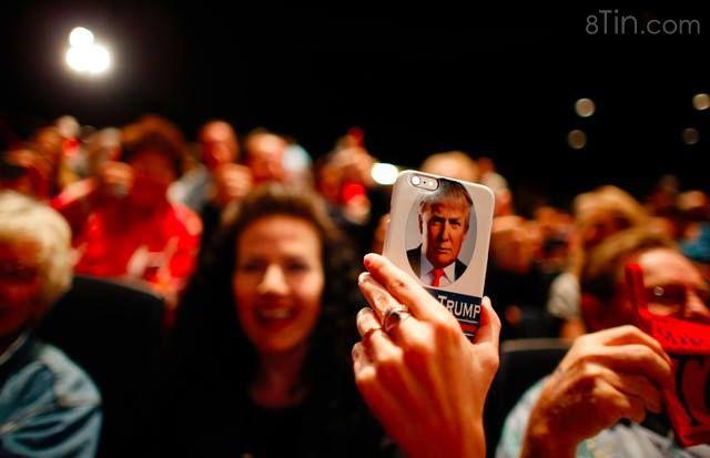 Ứng cử viên tổng thống Donald Trump kêu gọi tẩy chay Apple.