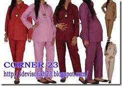 Model Pakaian Dinas Wanita Hamil 13