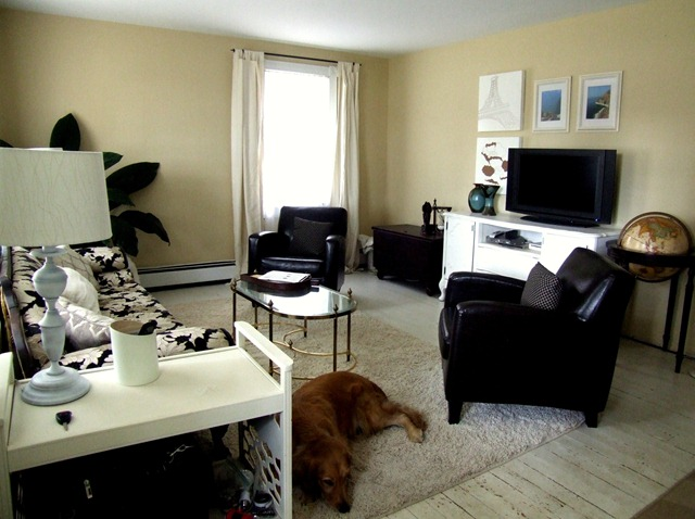 Living Room before | Little Victorian