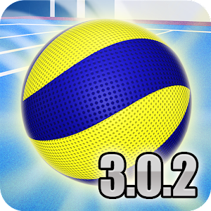 Spike Masters Volleyball 3 2 1 APK Free App From Spear