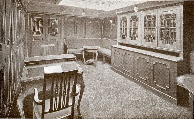 Salón de lectura y escritorio. Panfleto publicitario.jpg