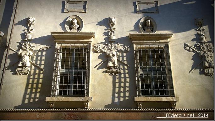 Palazzo Bevilacqua- Costabili, Ferrara. Italy, photo3