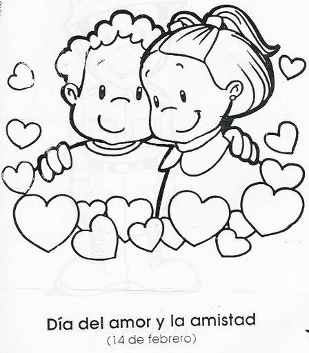 Pinta El Dia De Los Enamorados
