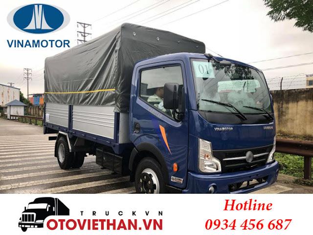 Mua xe tải Hyundai 3.5 tấn nâng tải chỉ với 300 triệu