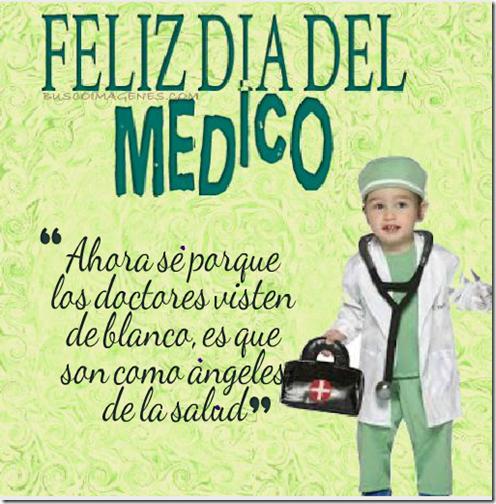 Feliz Día Del Médico Frases Con Imágenes Busco Imagenes