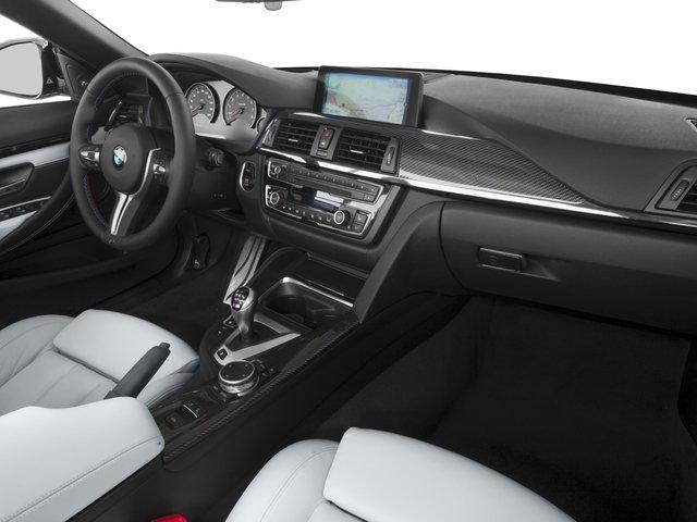 Nội thất xe BMW M4 Convertible 02