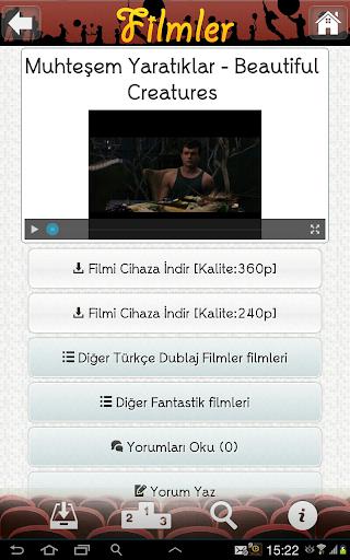 【免費媒體與影片App】Filmler-APP點子