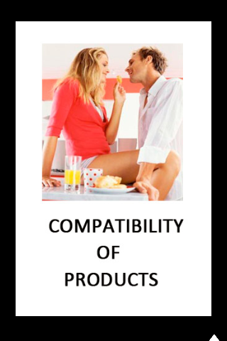 Compatibility of products