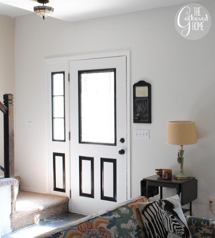 painted front door 8