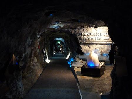 Vacanta Kaprun - Zell am See:. tunel