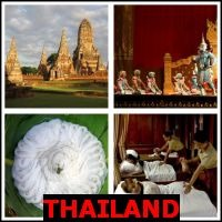 THAILAND- Whats The Word Answers