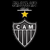Atlético Mineiro Relógio