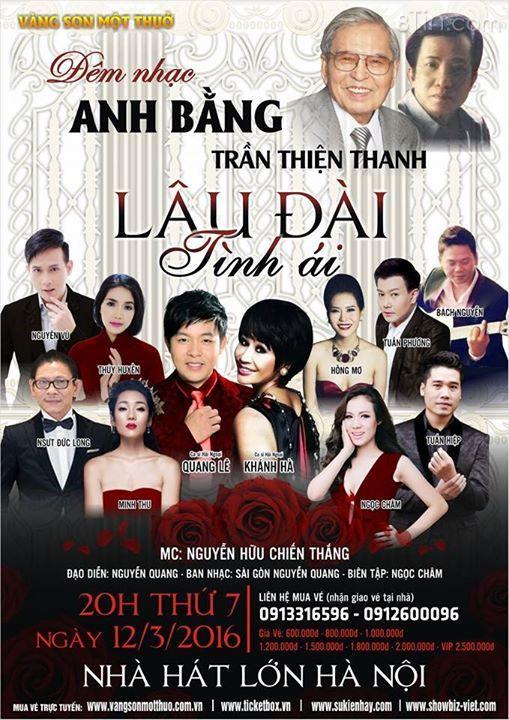tháng 3 Hà Nội của Quang Lê và những người bạn, Please Share