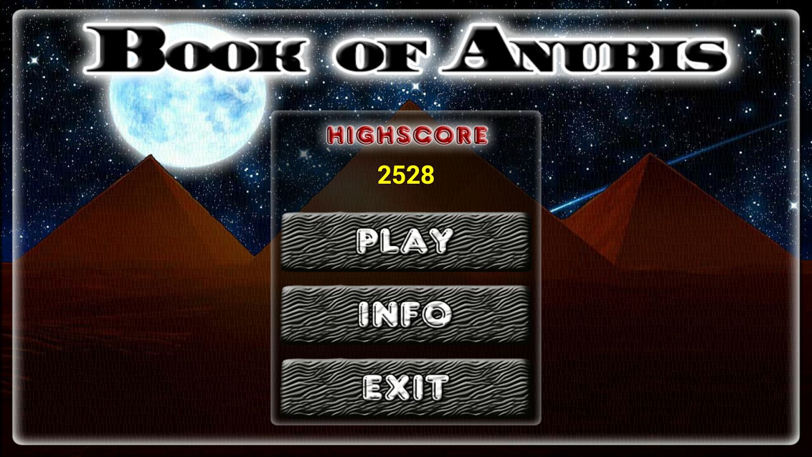 Book of Anubis- screenshot