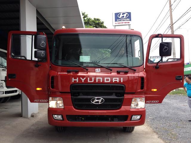 Đầu kéo HD1000 Hyundai
