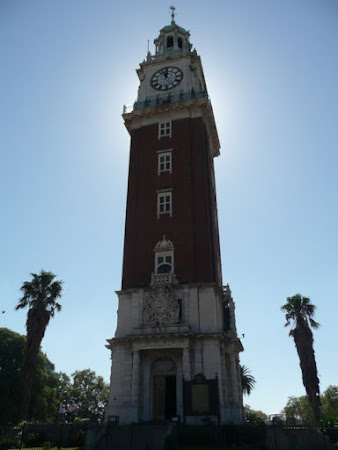 Obiective turistice Argentina: English Tower Buenos Aires