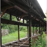 Parkeisenbahn-Bahnhof