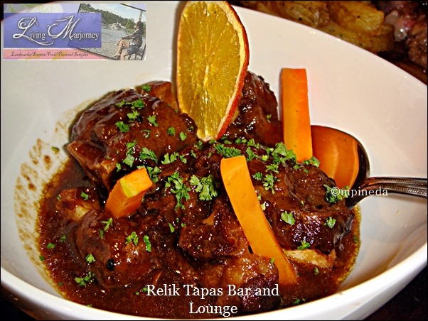 Mother Ann's Braised Ox-tail