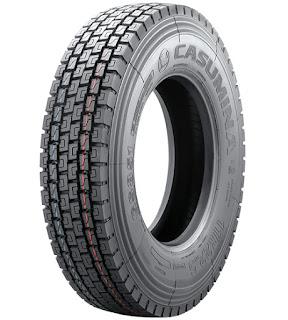 Lốp xe ô tô tải Casumina tốt nhất trong nước hiện nay