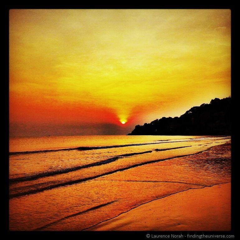 Sunrise Hua Hin Thailand