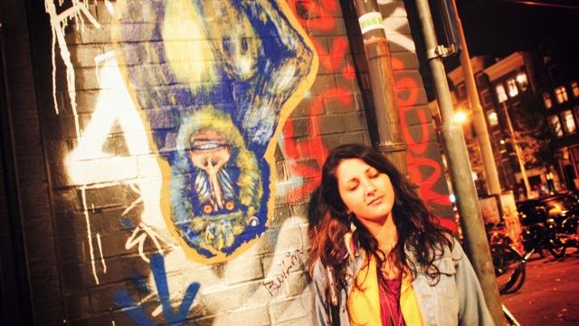 babboon graffiti