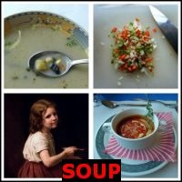 SOUP- Whats The Word Answers
