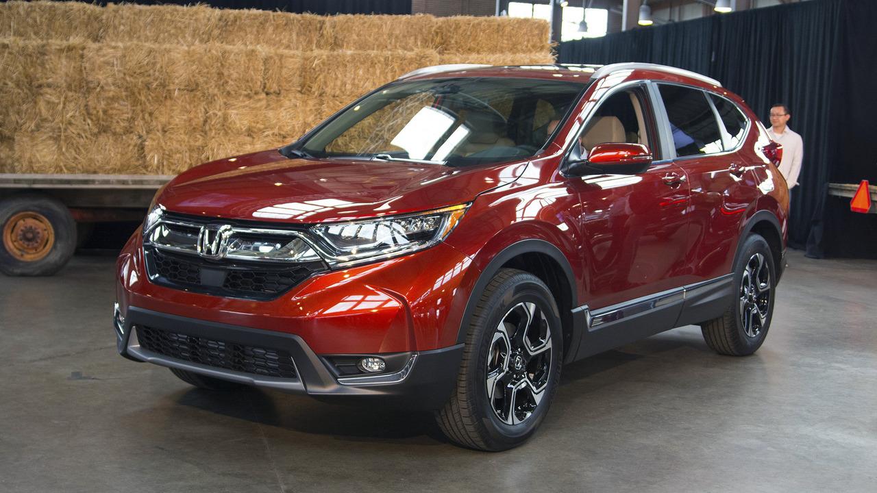 Xe ô tô Honda CR V 015