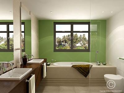 Trần thạch cao cho phòng tắm