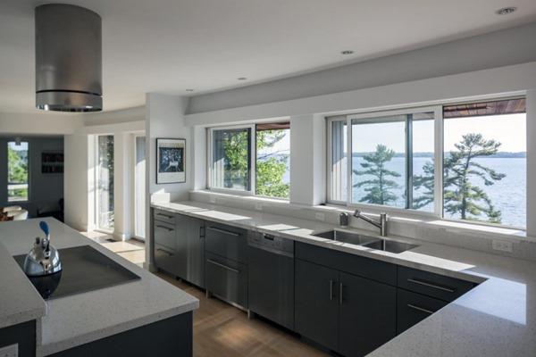 diseño-de-cocina-minimalista-integrada