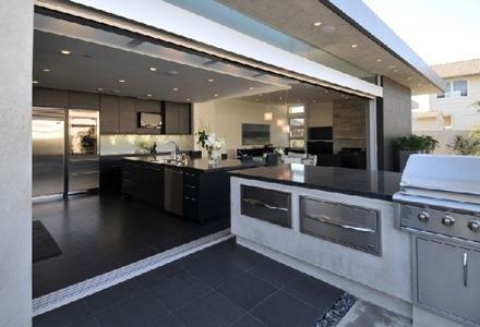 cocina-de-diseño-Davidson-Residence-