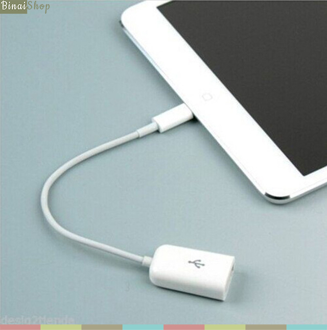 OTG iOS cable