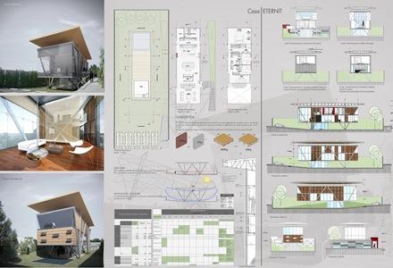 consurso-la-casa-urbana-eternit-Arquitecto-A. Adolfo-Chávez-Linares