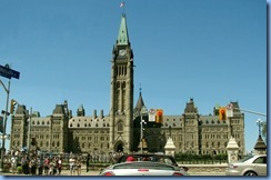 6018 Ottawa driving tour - Metcalfe St - Parliament Buildings