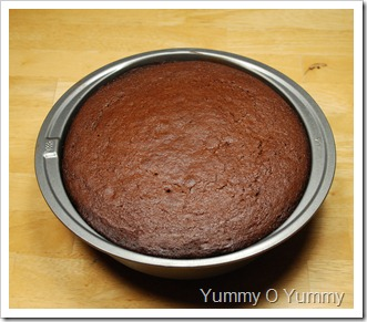 Chocolate Almond Upside Down Cake on Fill It Up And Let Overflow Youtube