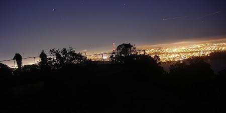 Priveliste de noapte San Francisco