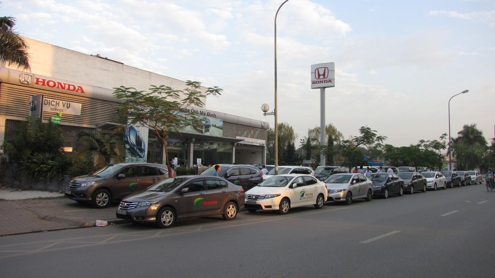 Đại Lý Honda Ô Tô Phước Thành 03