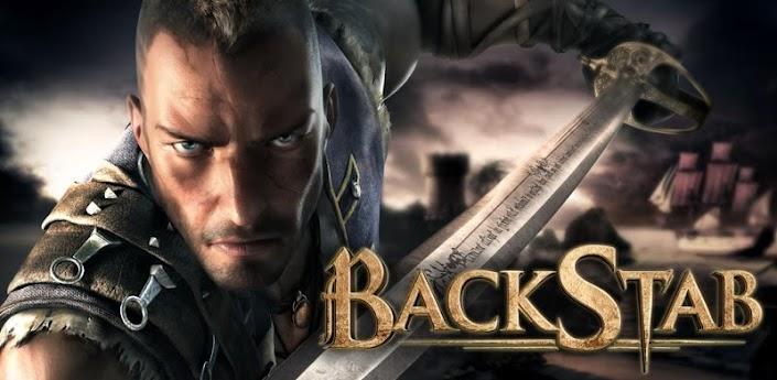 Скачать на андроид игру BackStab - отличный стелс-экшен от Gameloft