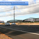 13 - Mauka View of Future High School (Kulanihakoi St) with Proposed Power Poles.jpg