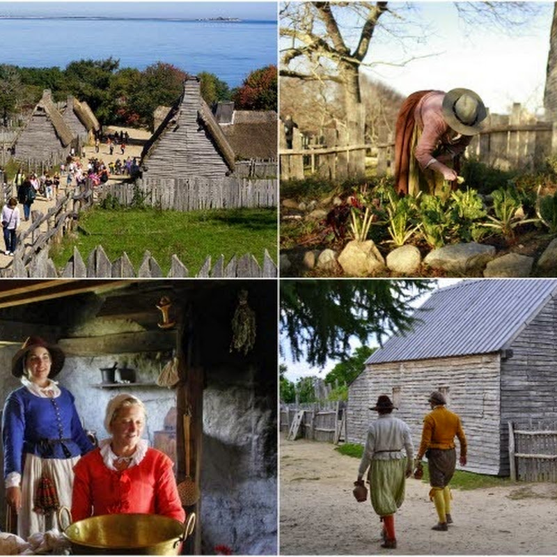 Plimoth Plantation: A Living Museum of a 17th Century English Colony in America