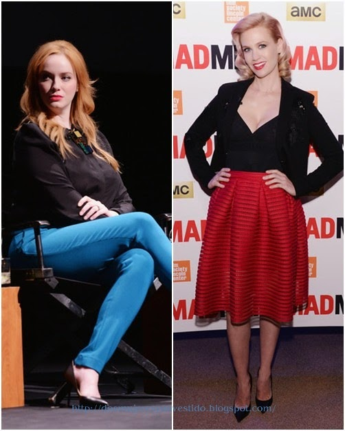 January Jones Mad Men NY1