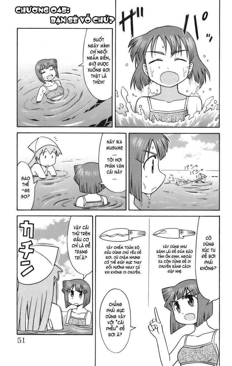 Shinryaku! Ika Musume Chap 45 - Truyen.Chap.VN