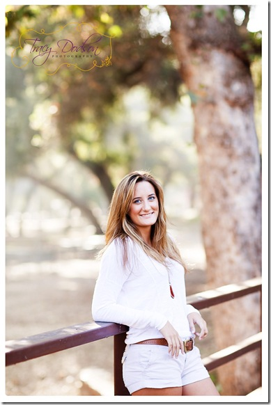 Great Oak Senior Portraits Temecula   001