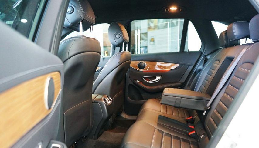 Nội thất xe Mercedes GLC 250 4Matic 08