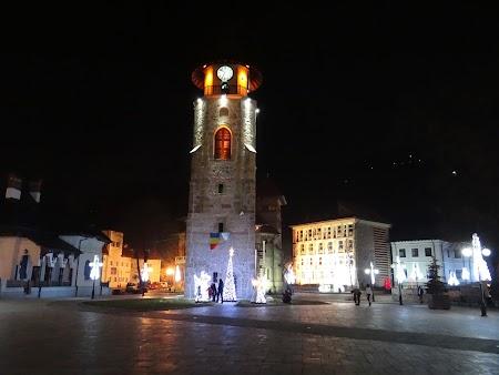 Centru Piatra Neamt noaptea