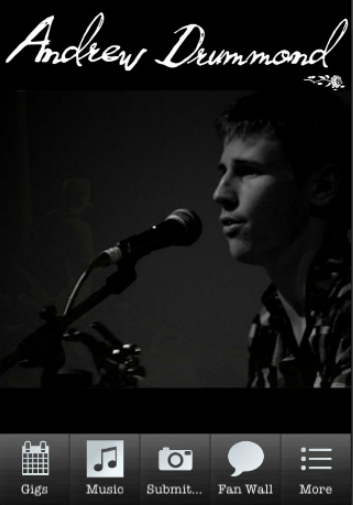 Andrew Drummond Music