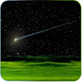 App Meteors flying live wallpaper version 2015 APK